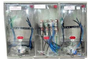 Caixa de Medição de Energia