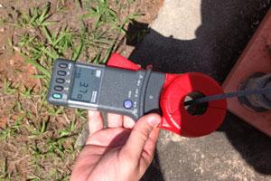 Medição de Aterramento